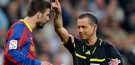 Legia Varşova maçına İspanyol hakem