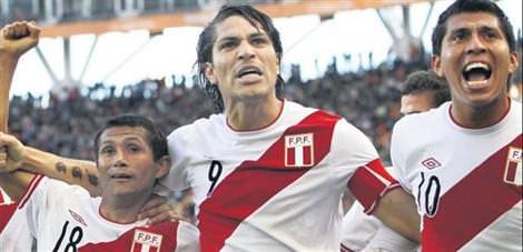 Peru'ya teselli