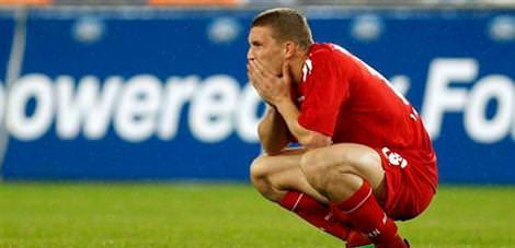 Podolski'nin kaptanlığı alındı