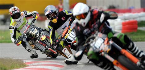 Motosiklette heyecan İstanbul'da