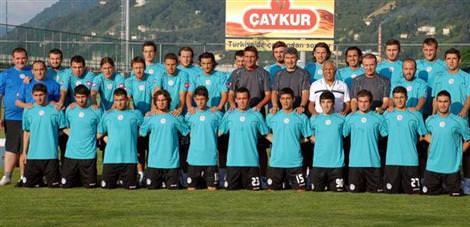 Rizespor'un kamp programı değişti