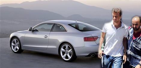 'Ameliyat' parası ile Audi a-5