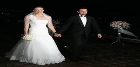 Eda Erdem evlendi