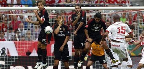 Milan sonuncu