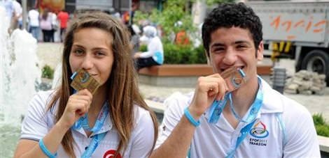 Judocular, Türkiye'nin gururu oldu