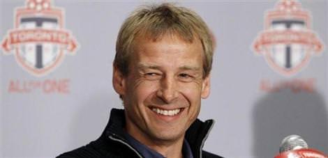Klinsmann ABD'de