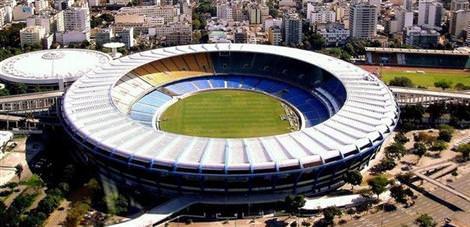 2014 Dünya Kupası finali Maracana'da