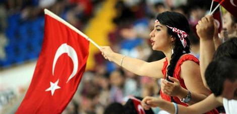 Türkiye 4. bitirdi