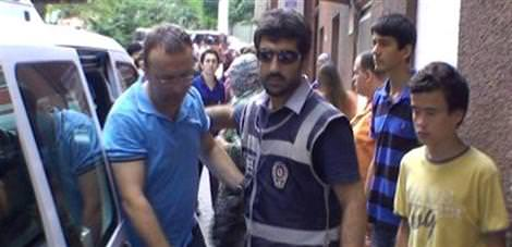 Zafer Önder İpek savcılığa sevk edildi