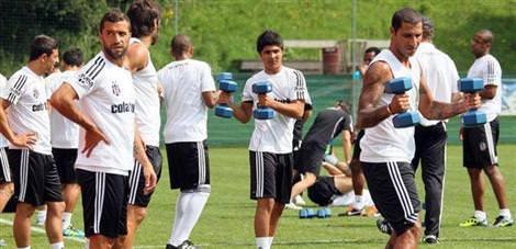 Beşiktaş'ın sakatlık raporu