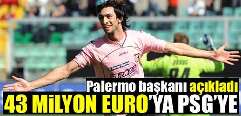 43 milyon euro'ya PSG'de!