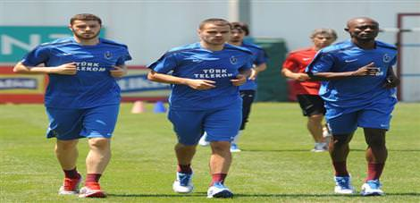 Trabzonspor'a durmak yasak