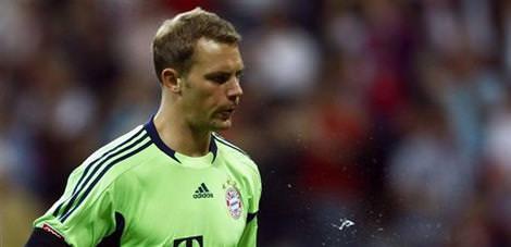 Yılın futbolcusu: Neuer
