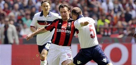 Milan Cassano'yu gözden çıkardı
