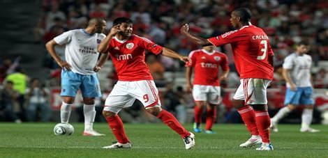 Benfica İstanbul'da