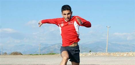"""Ahmet Arslan """"Ayın Atleti"""" adayı"""
