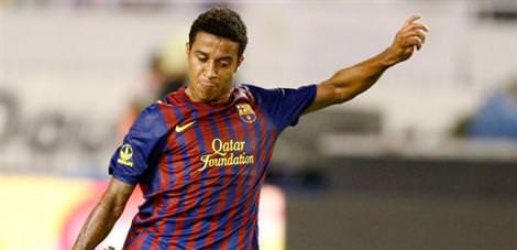 Thiago İspanya milli takımında