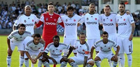 Beşiktaş Uerdingen'le maç yapacak