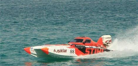 13. yarışın galibi 'Stihl'