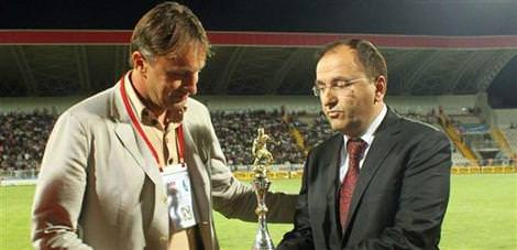 Sivasspor sezonu törenle açtı