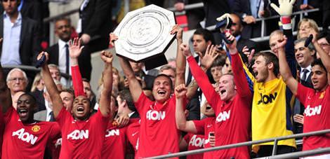 Kupa Manchester United'�n!