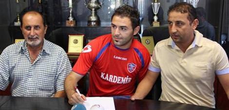 Hamza �ak�r Karab�kspor'da