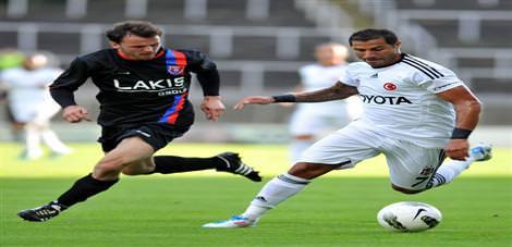 Beşiktaş gol yağdırdı: 5-1