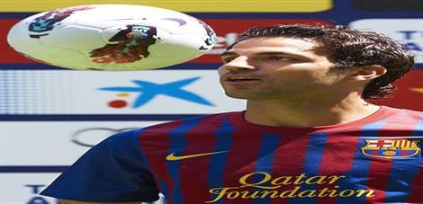 Fabregas Barça'da
