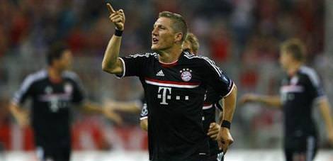 Bayern zorlanmadı