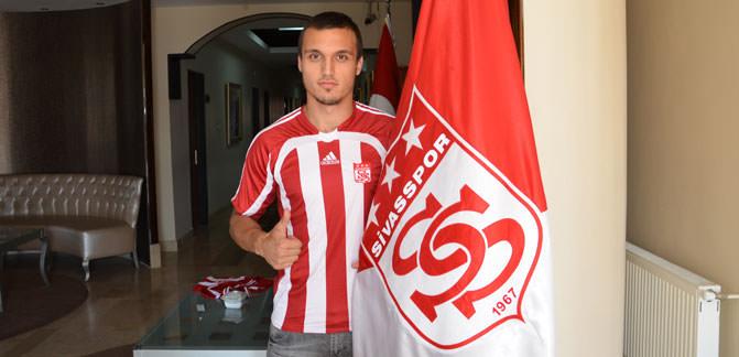 Mahmut Boz Sivasspor'da