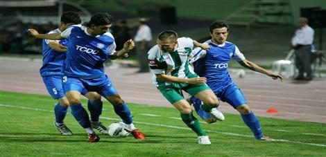 Hızlı Tren'de ilk finalist Konyaspor