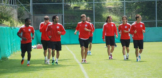Antalyaspor Slovenya'da