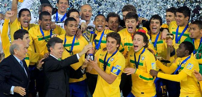 Şampiyon Brezilya!