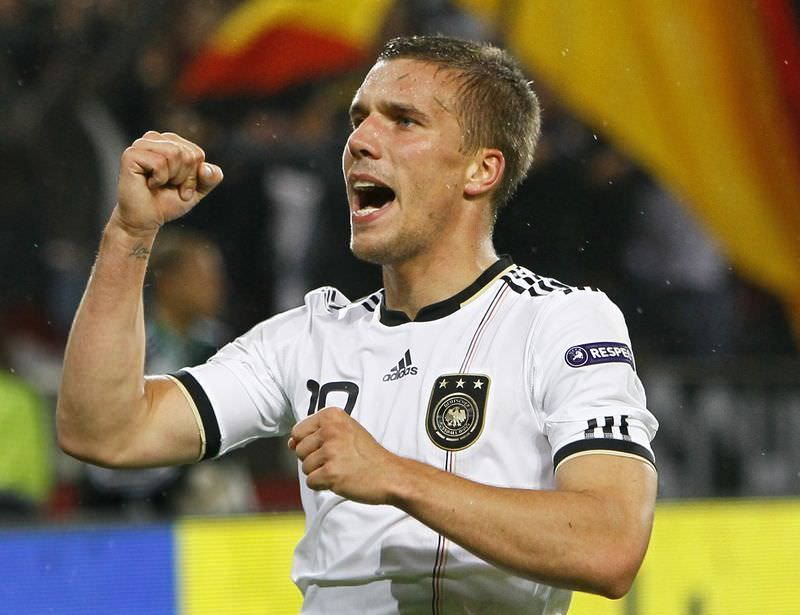 Cimbom'un yeni golcüsü Podolski