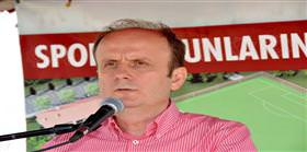 GSGM Mehmet Baykan'a emanet