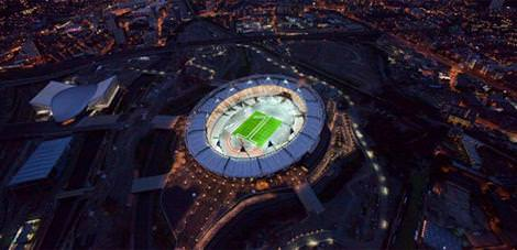 2012 Olimpiyatları 3 boyutlu izlenecek