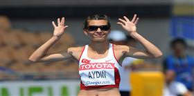 Merve Aydın 800 metre seçmelerinden elendi