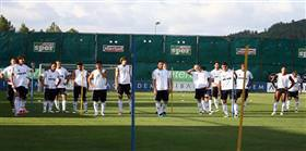 UEFA kadrosu haz�r