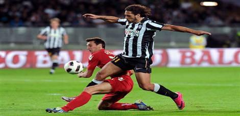 Yaln�zl�k pahas�na Juventus!