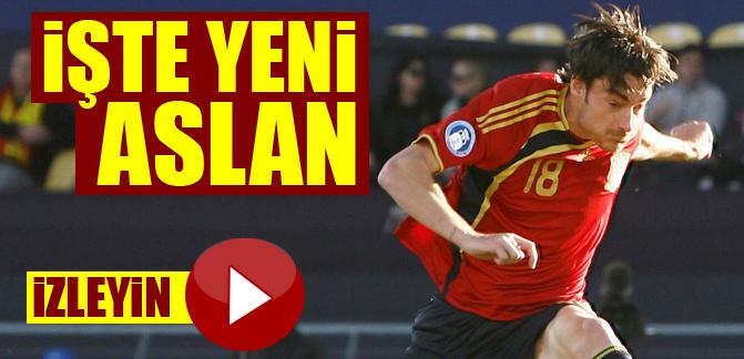 ��te Galatasaray'�n yeni transferi