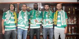 Bursaspor'da imza şov!