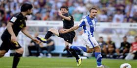 Barça Sociedad'a takıldı