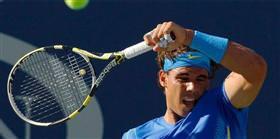 Son yarı finalist Nadal