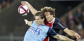 Lugano'lu PSG galip