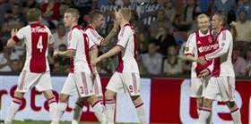 Ajax liderlik koltu�una oturdu