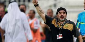 Maradona yenilgiyle başladı