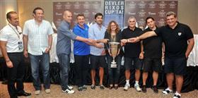 Antalya'da basketbol heyecanı