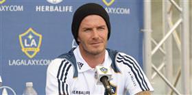 Leonardo Beckham'� istiyor