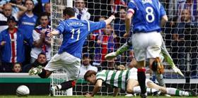 Rangers'a kupa şoku