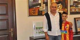 Kayserispor'a 'minik' transfer